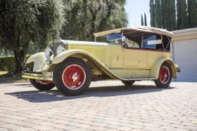 1926 Mercedes-Benz 24/100/140PS