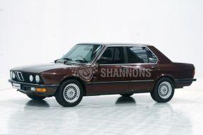 1985 BMW 528i