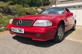 1995 Mercedes-Benz 280 SL