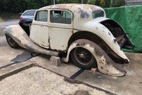 1948 Jaguar 2.5 Litre