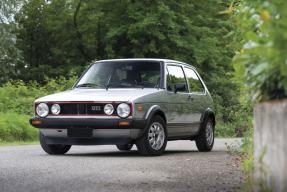 1981 Volkswagen Golf GTi