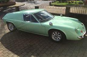 1969 Lotus Europa
