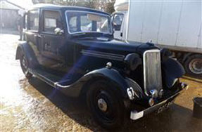1938 Armstrong Siddeley 14hp