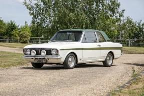1968 Ford Lotus Cortina