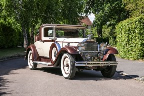 1930 Packard 733