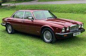1991 Jaguar XJ12