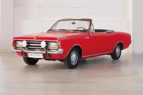 1967 Opel Rekord