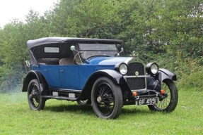 1923 Willys-Knight Model 64