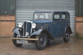 1935 Standard 10