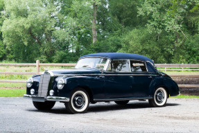 1952 Mercedes-Benz 300 Cabriolet
