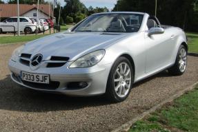 2005 Mercedes-Benz SLK 350