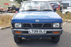 1993 Nissan D21