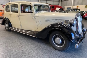 1937 Wolseley 25hp