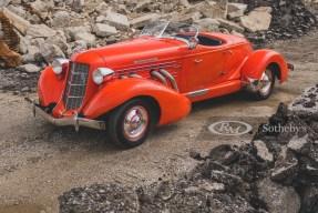 1935 Auburn Eight