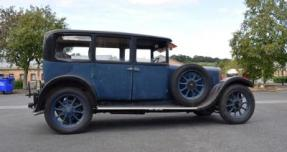 1928 Sunbeam 16.9