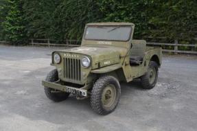 1955 Hotchkiss JH101