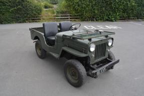 1953 Willys Jeep CJ3