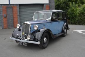 1939 Wolseley 12/48