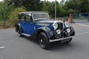 1936 Daimler Light 20