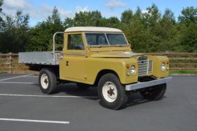 1971 Land Rover Series III