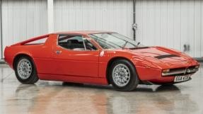 1981 Maserati Merak