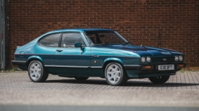 1986 Ford Capri