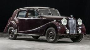 1951 Austin Sheerline