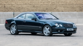 2000 Mercedes-Benz CL 600