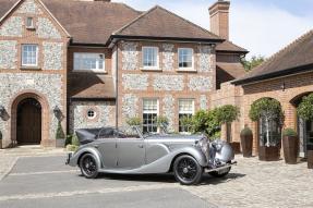 1938 Bentley 4¼ Litre
