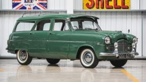 1955 Ford Zephyr