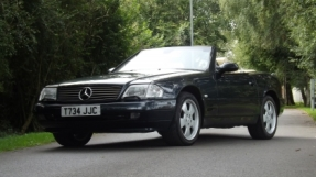 1999 Mercedes-Benz SL 320