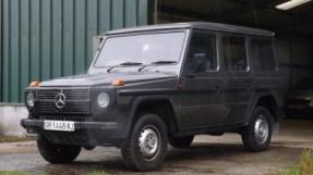 1987 Mercedes-Benz G-Wagen