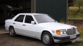 1991 Mercedes-Benz 300 D