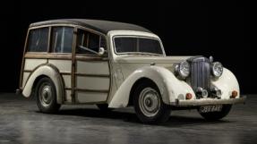 1946 Alvis TA14