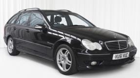 2001 Mercedes-Benz C32 AMG