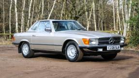 1985 Mercedes-Benz SL 280