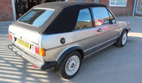 1987 Volkswagen Golf GTi Cabriolet