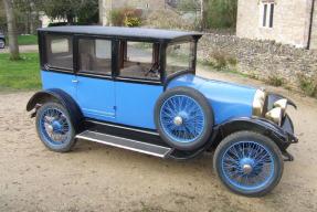 1922 Chenard-Walcker Type T