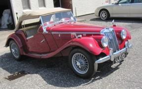 1953 MG TF
