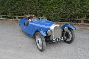 1947 Morgan 3 Wheeler