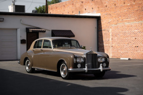 1965 Rolls-Royce Silver Cloud