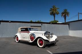 1930 Rolls-Royce Phantom