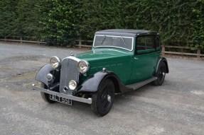 1933 Rover 14