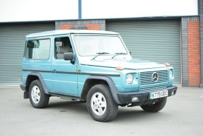 1992 Mercedes-Benz G-Wagen