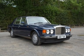 1989 Bentley Mulsanne