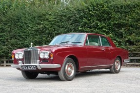 1969 Rolls-Royce Silver Shadow Two-Door