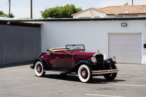 1929 Pierce-Arrow Model 125