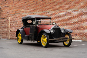 1919 Stutz Series G
