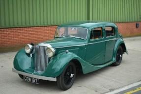 1939 SS Jaguar 1.5 litre