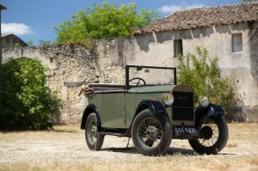 1933 Rosengart LR4